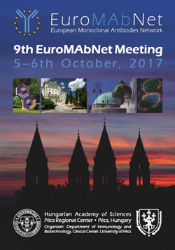 9th EuroMAbNet Meeting. 5-6th October 2017. University of Pécs (Hungary)